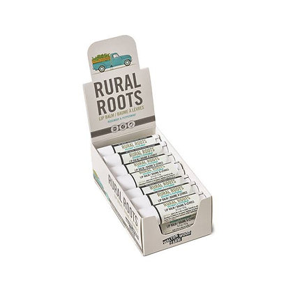 Lip Balm - Rural Roots (Rosemary & Peppermint)