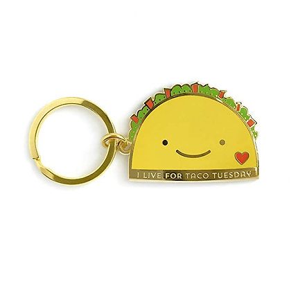 Key Charm - Taco Tuesday