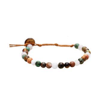 lotus & luna - Peace & Protection 6mm Bracelet