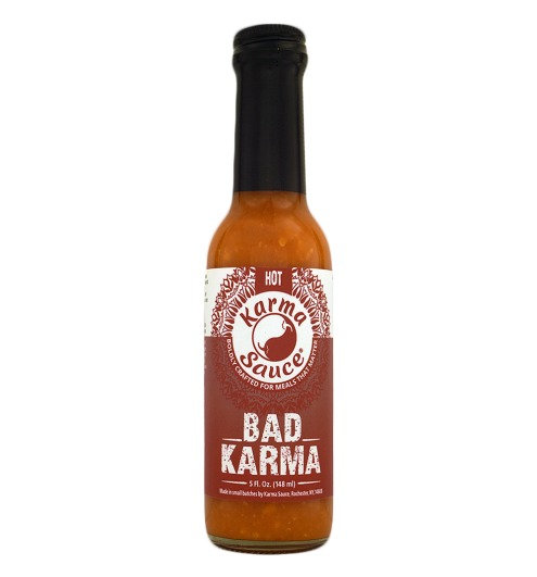 Bad Karma Sauce (Hot)