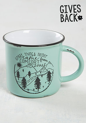 Mug - Great things never came from comfort zones
