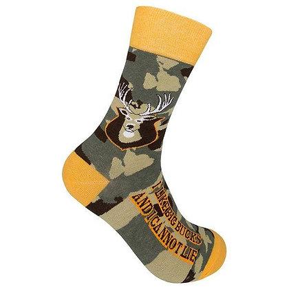 Socks - I Like Big Bucks And I Cannot Lie