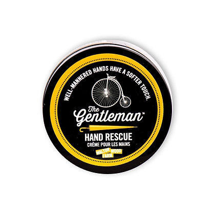 The Gentleman Hand Rescue - 4 oz