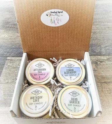 Gift Box - Soy Cute Sampler