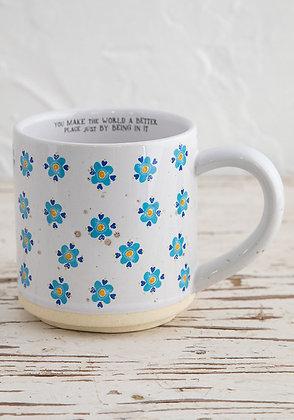 Mug - You Make The World A Better Place