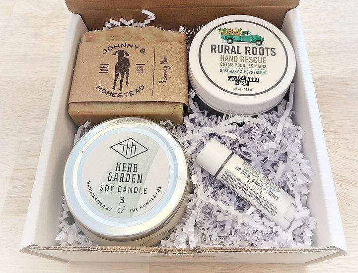 Gift Box - Herb Garden