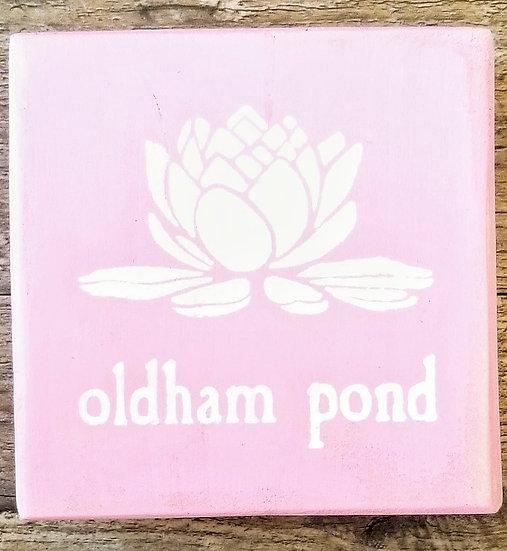 Oldham Pond Shelf Sitter 5x5