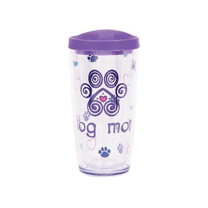 16oz Thermal Drinkware - Dog Mom