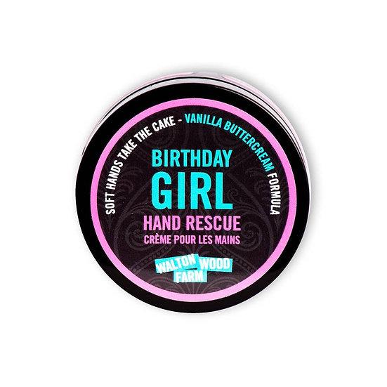 Birthday Girl Hand Rescue - 4 oz