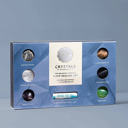Crystals Sleep Healing Gift Set
