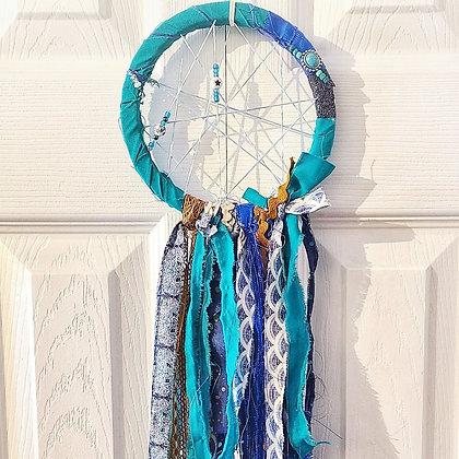 Turquoise Dreamer Dreamcatcher