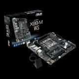 ASUS X99-M WS Intel Socket 2011-v3 Core i7 Processors Mother Board