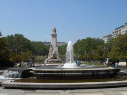 Plaza d'Espana