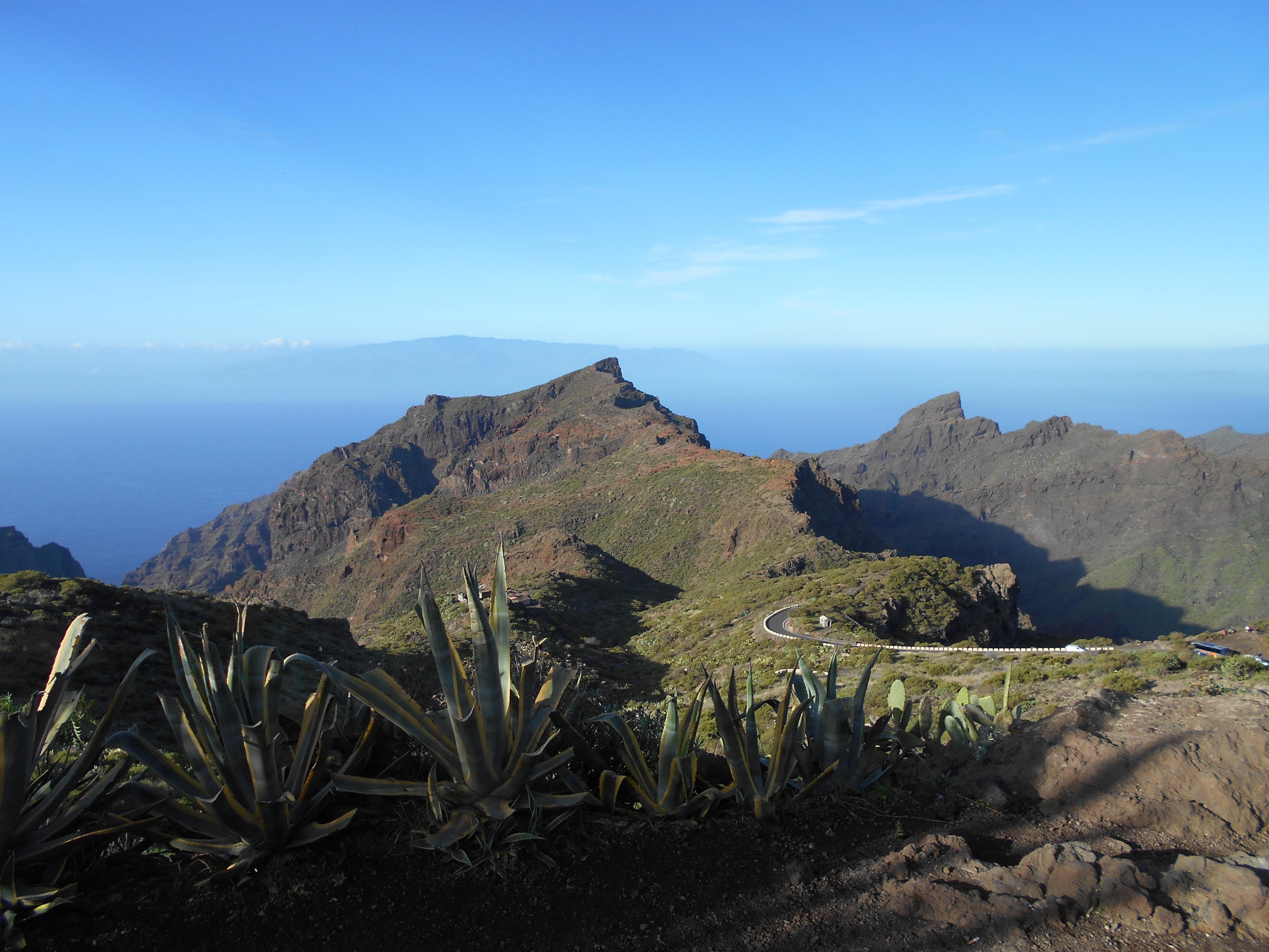 Panorama su la Gomera