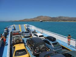 In viaggio verso Elafonissos