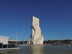 Lisbona - monumento a Vasco de Gama