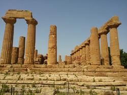 Agrigento - Valle dei templi