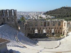 l'Odeon di Pericle