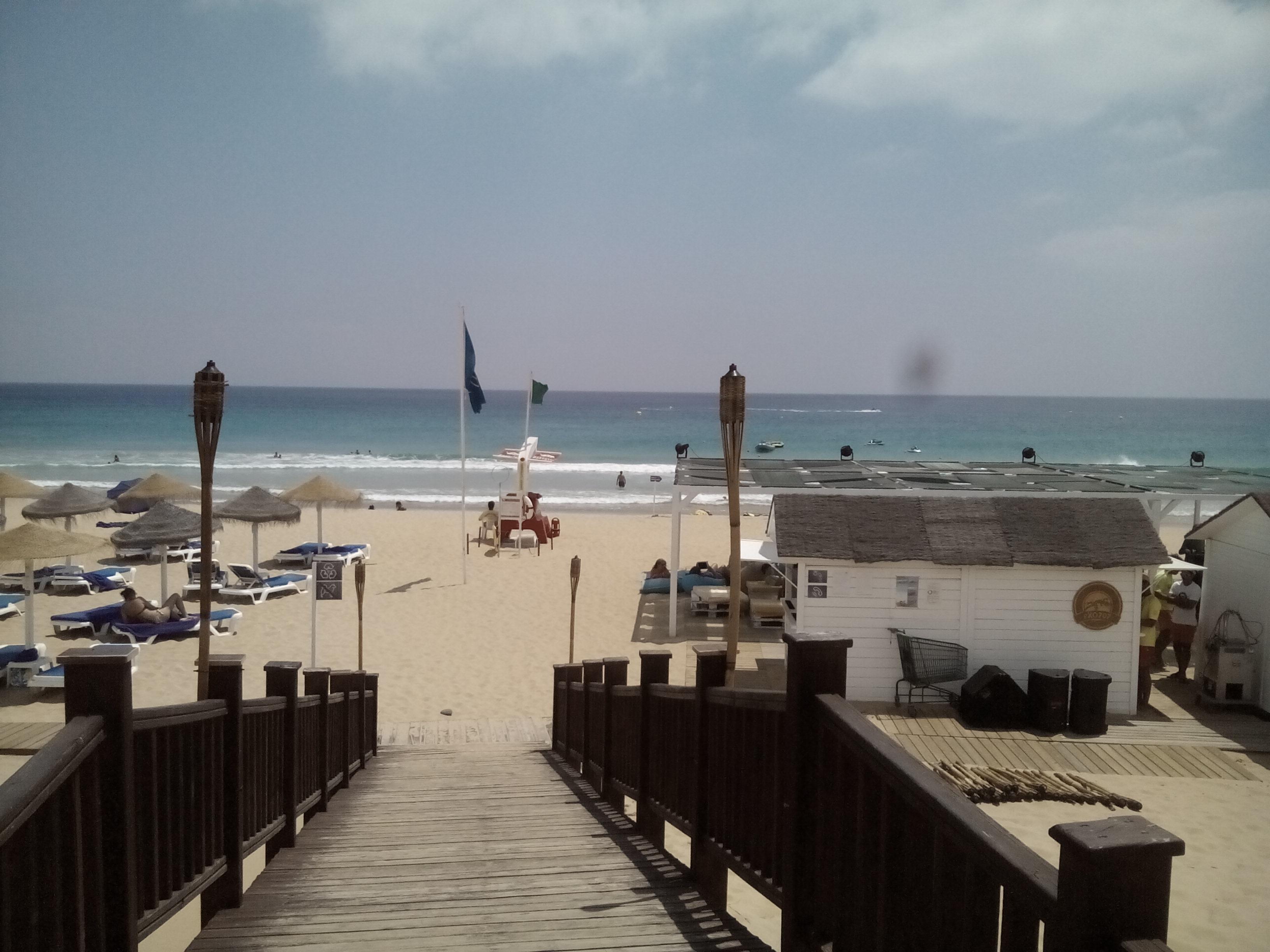 acceso spiaggia