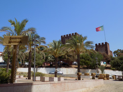 Castello rosso di Silves