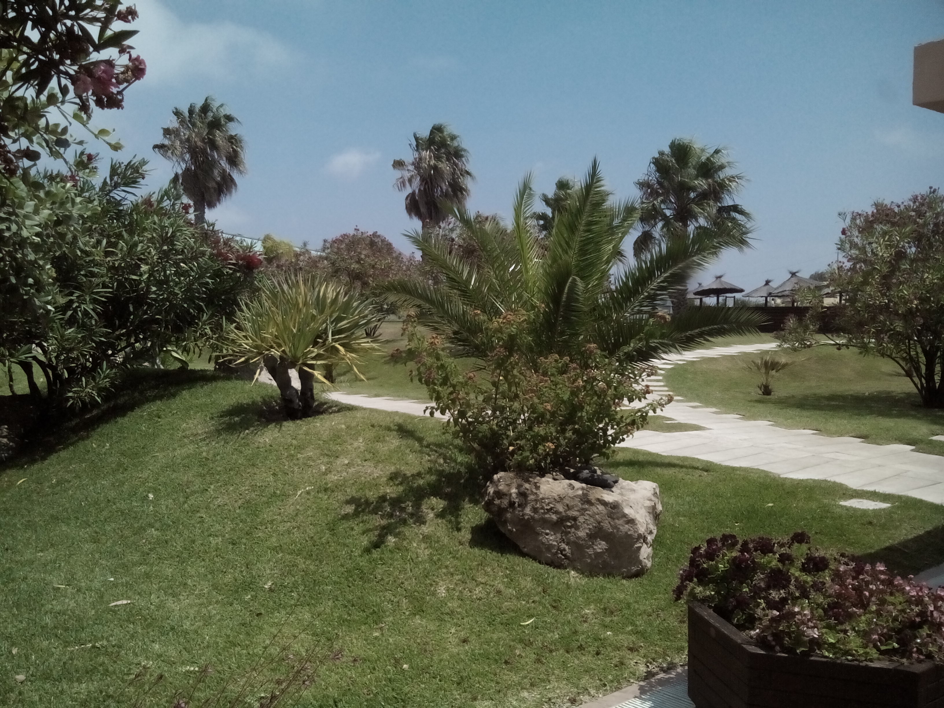 sentiero spiaggiahotel