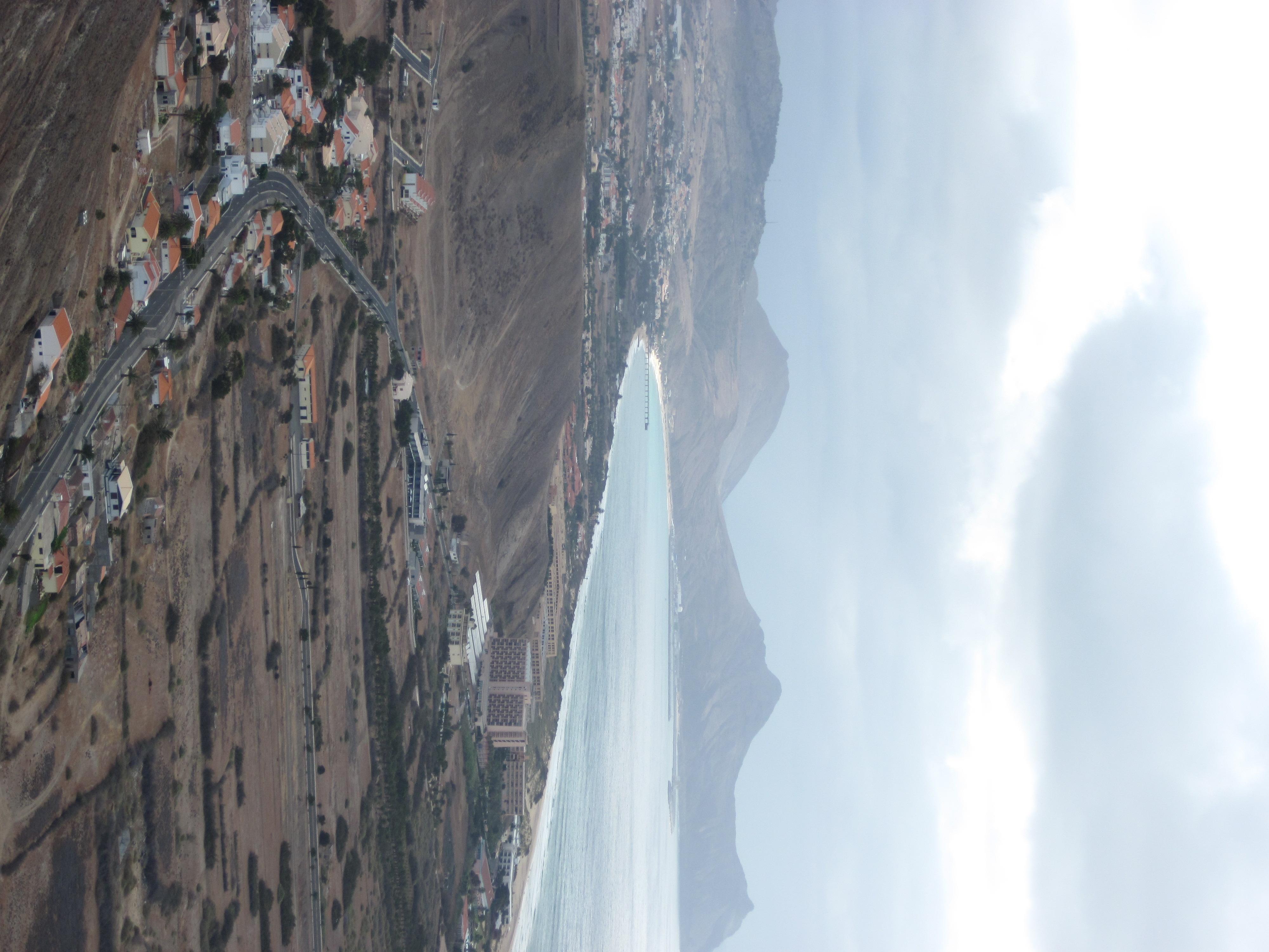 vista da punto panoramico