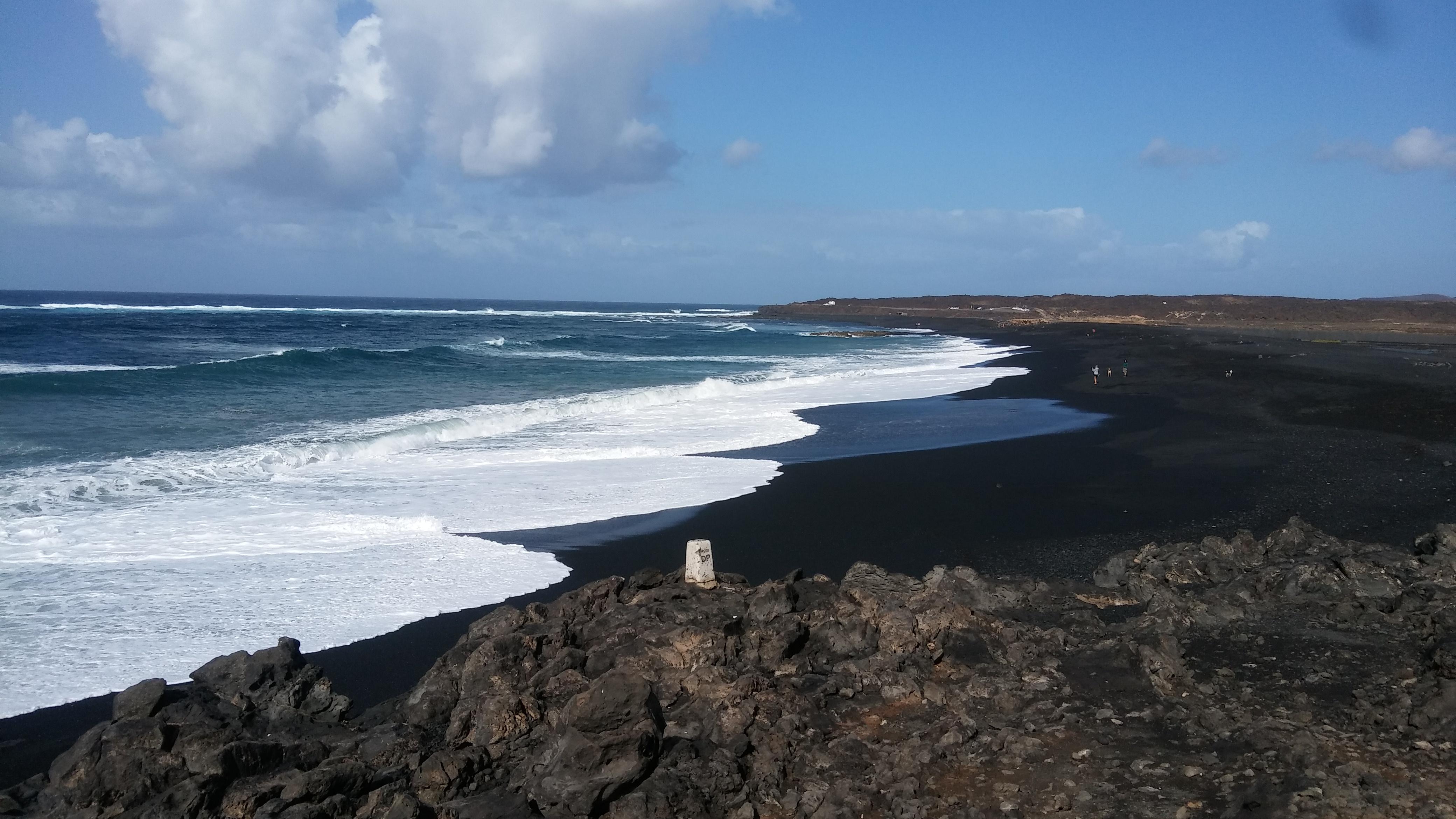 Playa del Janubio
