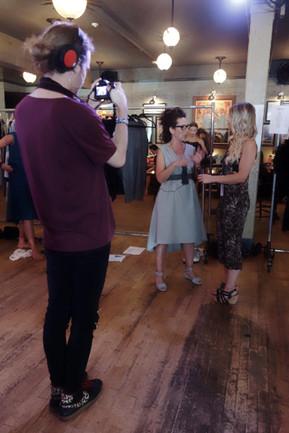 Inside Fashion Design Interview