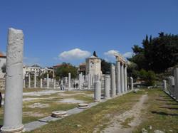 l'Agorà romana