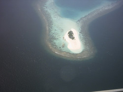 isole viste da idrovolante