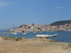 isola di Poros