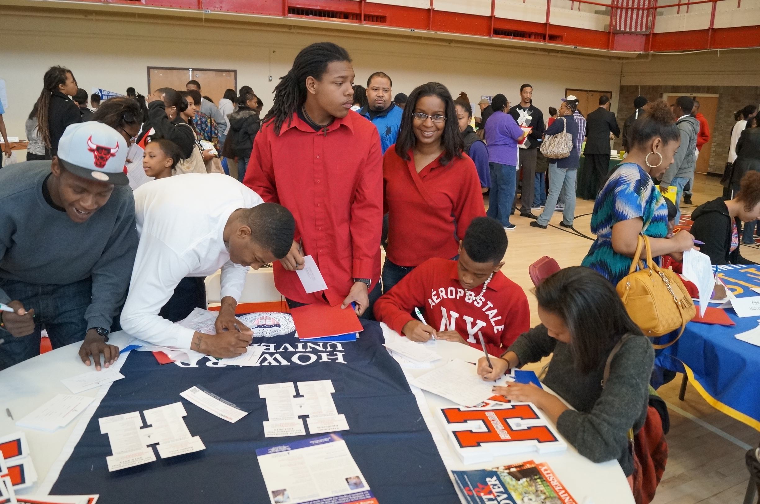 College Fair Participants
