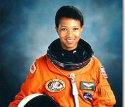 Astronaut Mae C. Jemison