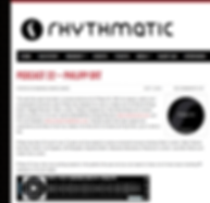 Rhytmatic podcast