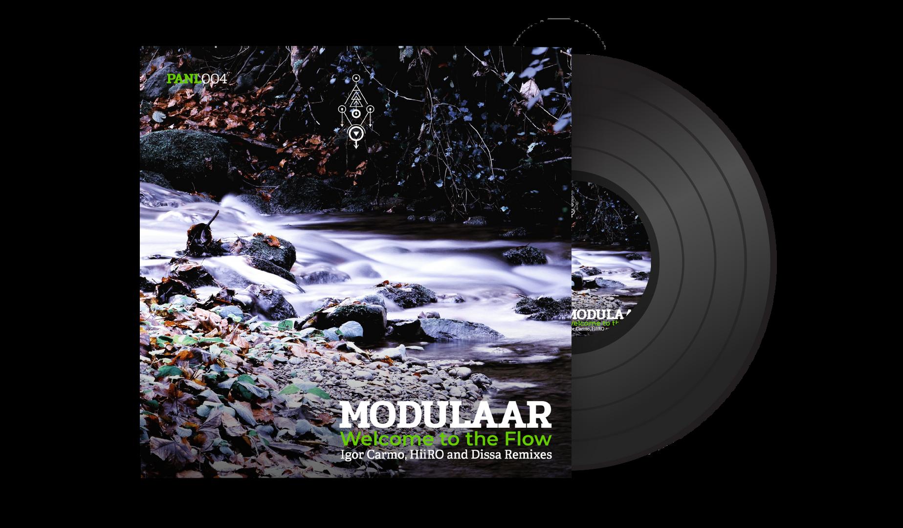 Modulaar - Welcome to the Flow (HiiRO Remix)