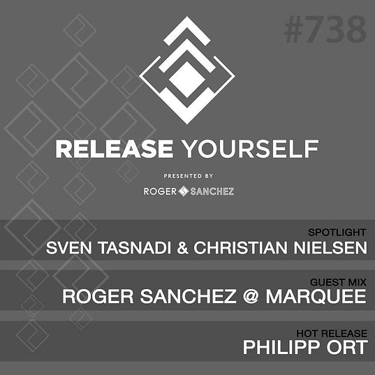 Release Yourself with Roger Sanchez