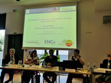 Présentation au CRPVE d'Evry d'une nouvelle action : Accompagner les jeunes vers la citoyenn