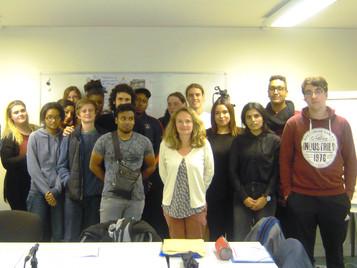 Ecole de la Citoyenneté du 14 au 18 novembre à Paris