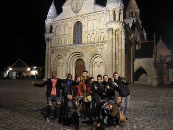 Ecole de la Citoyenneté du 27 au 31 octobre 2014 à Poitiers