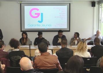 Garantie Jeunes : la paroles aux usagers, session pilote du 3 au 7 octobre à Paris