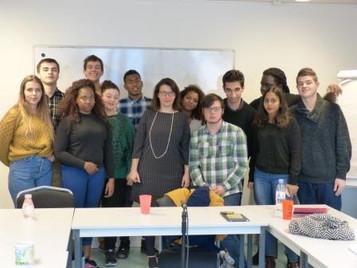 Ecole de la Citoyenneté du 30 janvier au 3 février 2017 à Paris