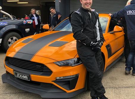 James Johnson - Mustang Motorsport