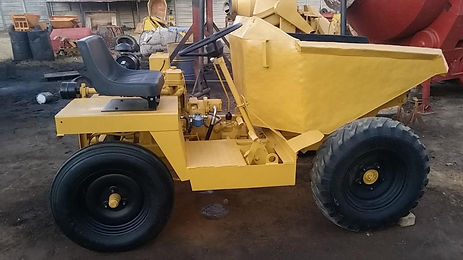 Concrete dumper hire in pretoria and centurion