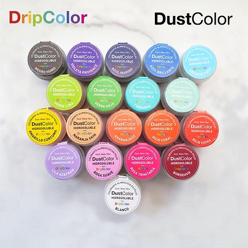 Colección DustColor Hidrosoluble