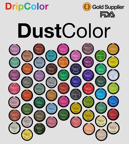Colección DustColor (60 Colores)