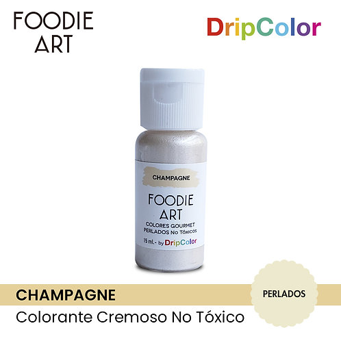 Foodie Art - Champagne