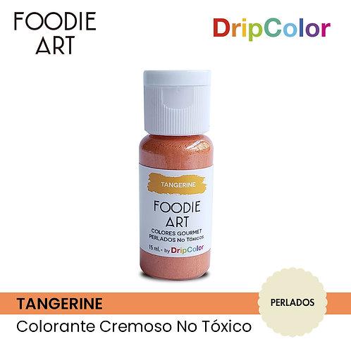 Foodie Art - Tangerine