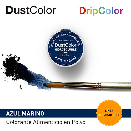 DustColor Hidrosoluble - Azul Marino