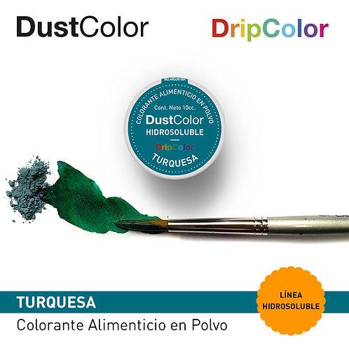 DustColor Hidrosoluble - Turquesa