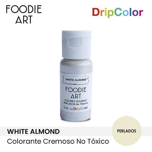 Foodie Art - White Almond